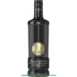 GIN PUERTO DE INDIA  BLACK 70CL.