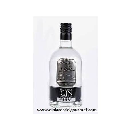 NDIAN HARBOR DRY GIN 70 cl.