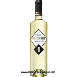 White wine FRESH CONDE DE CARALT 75CL.