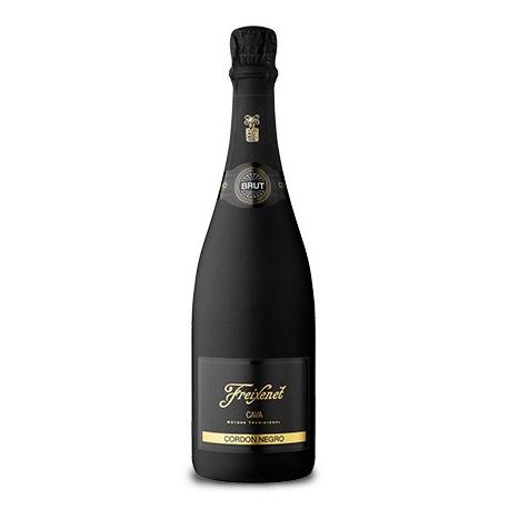 VINO BLANCO ESPUMOSO FREIXENET Cordón Negro cava brut pack 3 botellas 20 cl