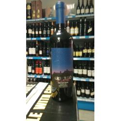 Red sweet wine ARRULLO 75CL.
