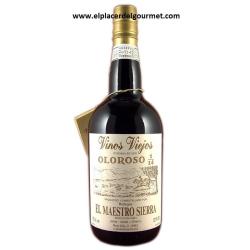 Oloroso Sherry Wein 1/14 Maestro Sierra (50 Jahre alt 75cl.)