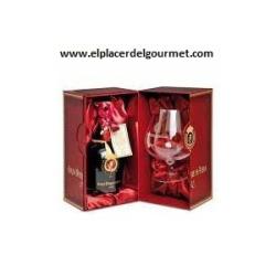 brandy GRAN DUQUE DE ALBA brandy Solera Gran Reserva botella 37.5 cl