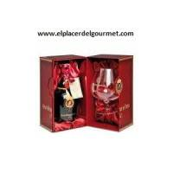 Wine sherry brandy grand duke of alba gold series mas cup 70 cl