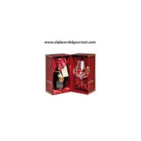 GRAN DUQUE DE ALBA brandy Solera Gran Reserva botella 37.5 cl