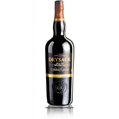 EXTRA ALTER Sherry Wein OLOROSO 1/7 vor 75 cl.