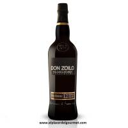 Wine jerez pedro ximenez don zoilo 12 years 75 cl