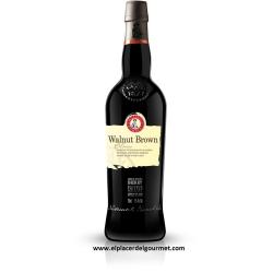 Wine sherry amontillado dulce walnut brown 75 cl