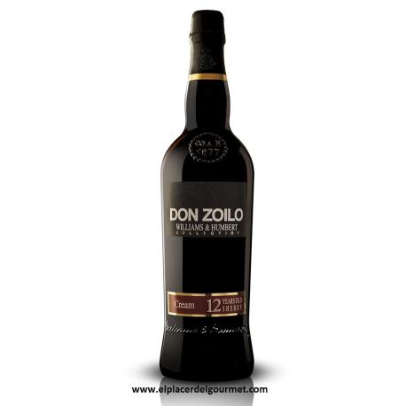 Wine sherry amontillado dulce (a winter`s talk) 75 cl