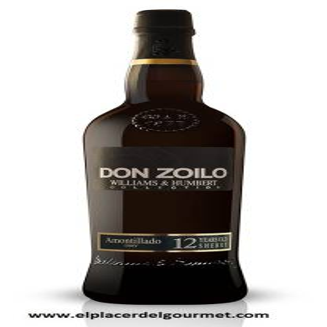 Don Zoilo Creme Sherry Wein 75 cl. 12 Jahre