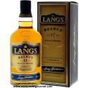 Whiskey 12 years Scottish langs 70 cl.