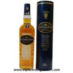 whisky 21 años glengoyne escoces 70cl