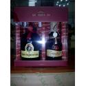 Vino Jerez Brandy estuche Gran Duque de Alba 70 mas Crema de Alba 35 cl.