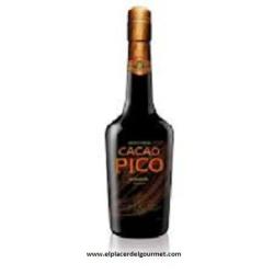 LICOR CACAO PICO LICOR 30º 70CL.