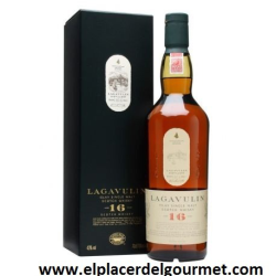 WHISKY 70CL Lagavulin 16Y.