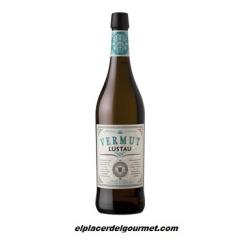 Lustau blanc vermouth