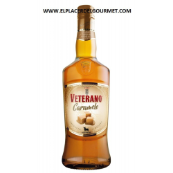 SHERRY WEIN BRANDY KARAMELL Veterano 70 CL