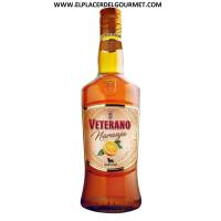 SHERRY des vins et spiritueux CARAMEL VETERANO 70 CL