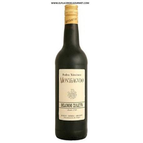 pedro ximenez Sherry Wein Geschenk Zoilo 12 Jahre 37.5 cl