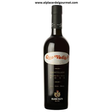 Wine jerez amontillado don zoilo 75 cl. 12 years