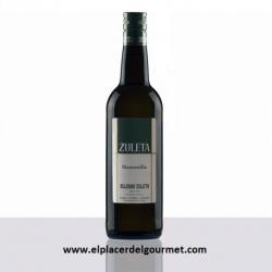 Wine jerez manzanilla alegria 75 cl
