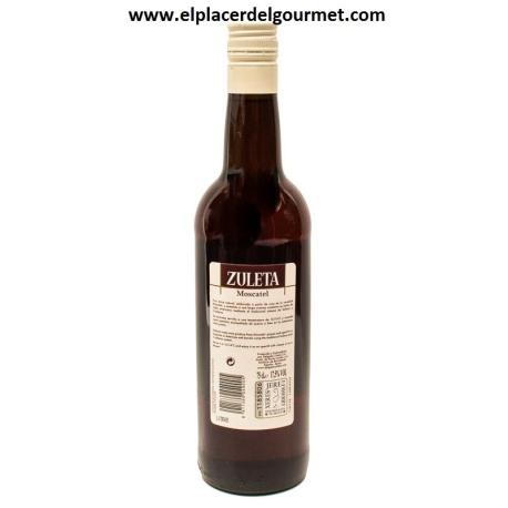 Sherry Wine Moscatel Williams Humbert 75 cl