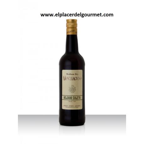 D.O. Jerez Xérès Sherry  Medium Dry Sack 37.5 cl.