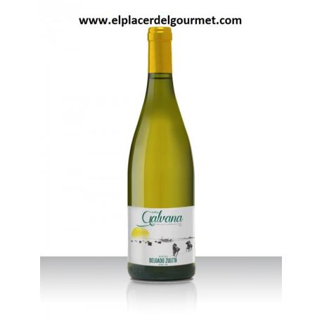 vino blanco superior viña saltes ¨rueda¨ 75 cl.
