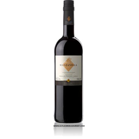 Manzanilla sherry wine cellars Argueso 75cl .