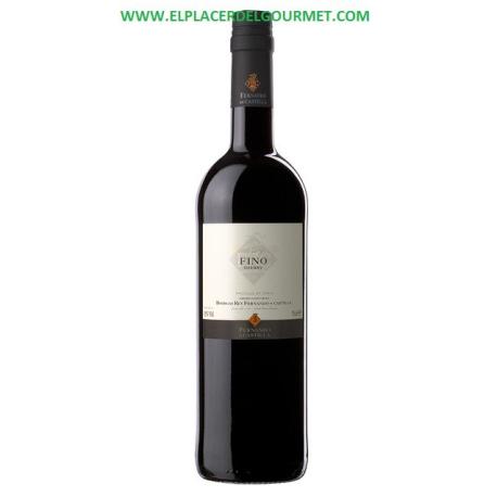 trockener Sherry Valdespino feinen Wein 75cl. O.D. Jerez-Xerez-Sherry