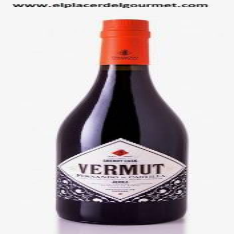 Vino Jerez Vermouth Canasta 75 cl.