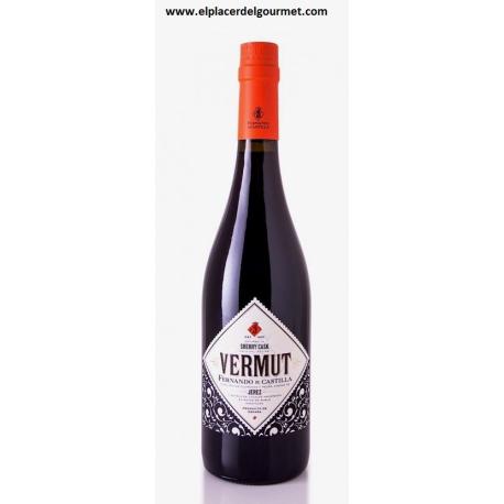 Wine Jerez Vermouth Basket 75 cl.