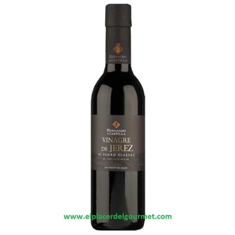 WINE JEREZ TRADITIONAL VINEGAR 37 CL. FERNANDO DE CASTILLA