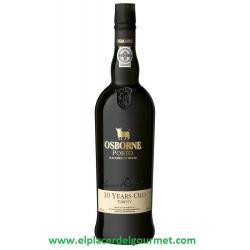 White wine OPORTO 10 YEARS OSBORNE 75 cl.
