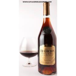 VINO JEREZ brandy SOLERA UNICO 70 cl. 40 años FERNANDO DE CASTILLA