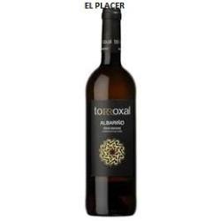 VINO BLANCO ALBARIÑO TORROXAL RIAS BAIXAS 75 CL