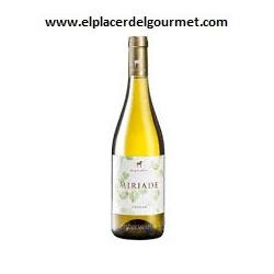 "White wine PAGO DE VALLEGARCIA ""MIRIADE"" / CASTILLA VIOGNIER 75 cl."