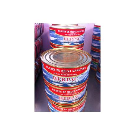 Tarantelo bluefin tuna in olive oil Barbate. 120 gr.