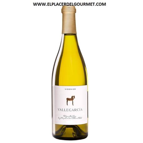 """vino blanco PAGO DE VALLEGARCIA """" MIRIADE """" / CASTILLA VIOGNIER 75 cl."""