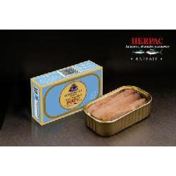 Ventresca de atún  de Barbate en aceite de oliva. 120 gr.