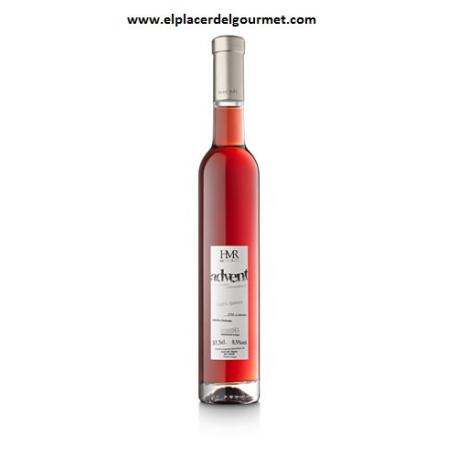 süßer rosaer Wein Advent Samsó PENEDÈS Samsø 37,5 cl.