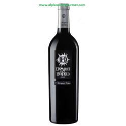 """Red wine D. DEL BENDITO """"EL FIRST PASO"""" 1,5 l. TORO INK TORO"""