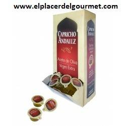 Aceite Oliva Virgen Extra 15 ml Capricho Andaluz 120 unid.