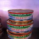 Ventresca Barbate thon  dans l'huile d'olive. 1015 gr.