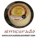 Käse des Schafs GOAT behandelte Payoyo halb 2.2 kg