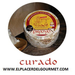 CHEESE PAYOYO GOAT CURED 2 KG.