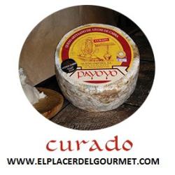 Cheese of sheep semitreated Payoyo 2.2 kg.