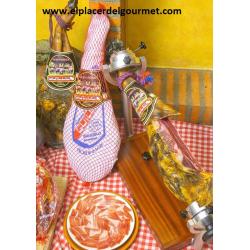 Iberish jamon bellota gran reserva guillen 5,7k guijuelo (Salamanca)
