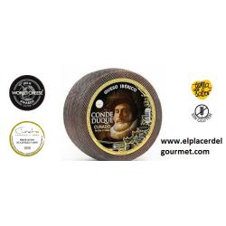 Käse alte Reserve Boffard roher Schafsmilch ca. 3.125 kg Stück mit einem Gewicht von