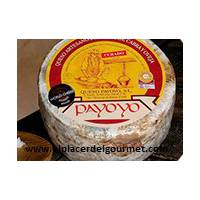 Payoyo cheese cured goat wrapped wheat bran 2 k.